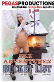 Sex Adventures Bucket List